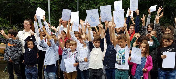 Svečanost povodom dodjele svjedočanstava učenicima bh. dopunskih škola u Minhenu