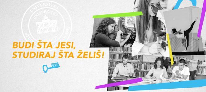 Promotivna kampanja Univerziteta u Sarajevu