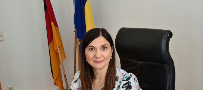 Generalna konzulica Sajić na digitalnom prijemu za članove konzularnog kora koji je organizovao premijer Tiringije