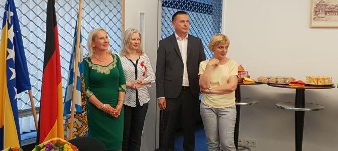 Svečana dodjela diploma učenicima  dopunskih škola u Generalnom konzulatu BiH u Minhenu