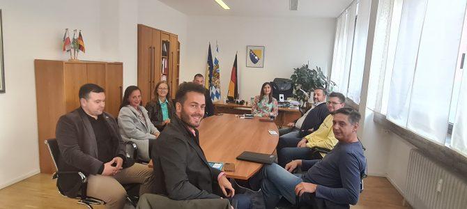Generalna konzulica BiH u Minhenu Vera Sajić razgovarala sa predstavnicima dijaspore